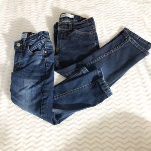 Kids 3T bundle of jeans
